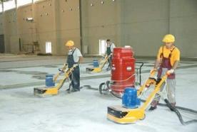 Аренда, прокат профессиональных мозаично-шлифовальных и плоскошлифовальных машин для бетонных полов