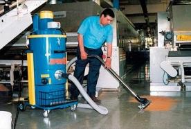 Аренда профессиональных промышленных пылесосов, пылеводососов