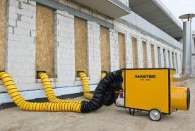 Аренда, прокат профессиональных дизельных, газовых, электрических тепловых пушек, теплогенераторов, вентиляторов