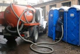 Аренда туалетных кабин и оборудования для канализационных систем