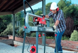 Аренда профессиональных станков для резки плитки и камня
