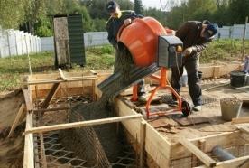 Аренда, прокат профессиональных бетоносмесителей и растворосмесителей