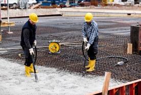 Аренда профессионального оборудования для устройства бетонных полов, трансформаторов