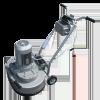 Оборудование для обработки бетонных промышленных полов, мозаично-шлифовальные машины