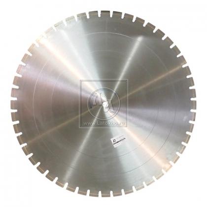 Алмазный диск по железобетону диаметром 800 мм НИБОРИТ Железобетон Плита 800 (Россия)
