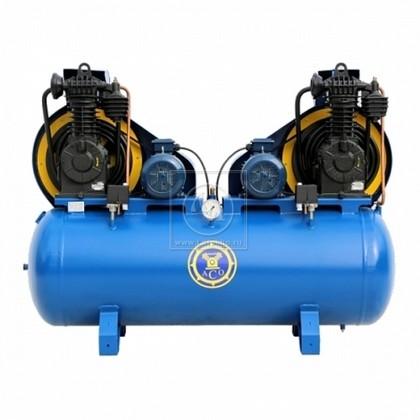 Поршневой компрессор с электроприводом высокого давления (стационарный) АСО К20 (Россия)
