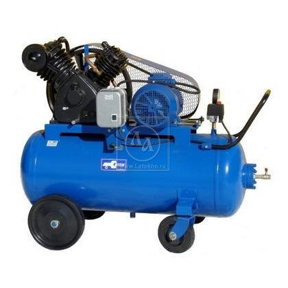 Поршневой компрессор с электроприводом серии Fini АСО К26 (Россия)