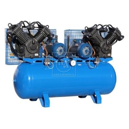 Поршневой компрессор с электроприводом (стационарный) АСО К3 (Россия)