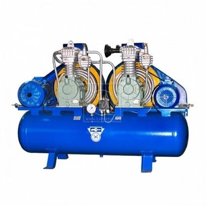 Поршневой компрессор с электроприводом высокого давления (стационарный) АСО К33 (Россия)