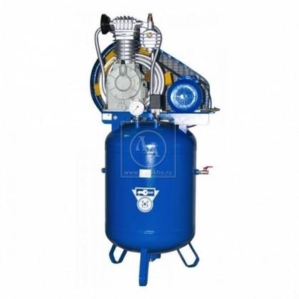 Поршневой компрессор с электроприводом (стационарный) АСО КВ15 (Россия)
