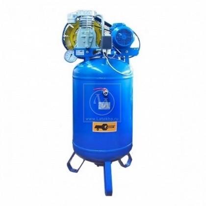Поршневой компрессор с электроприводом (стационарный) АСО КВ7 (Россия)