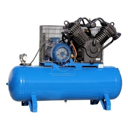 Поршневой компрессор с электроприводом (стационарный) АСО С416М (Россия)