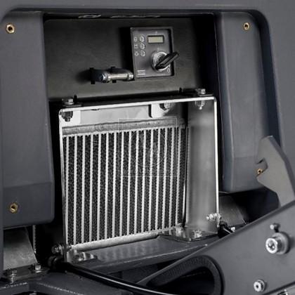 Каток ручной двухвальцовый без электростартера, дизельный ATLAS COPCO LP 6505 H (Швеция)
