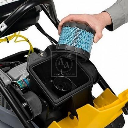 """Вибротрамбовка бензиновая, с индикатором воздушного фильтра и счетчиком моточасов ATLAS COPCO LT 5005 9"""" + (Швеция)"""