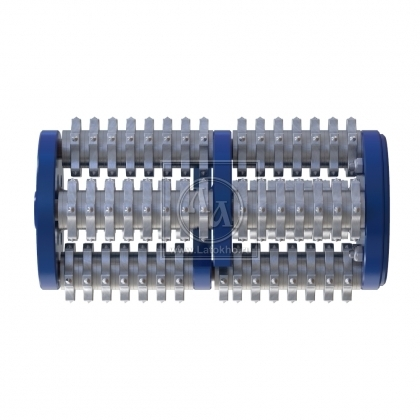 Фрезеровальный барабан (фреза) с пятигранными ножами MASALTA MC8E, MC8-4 (Китай)