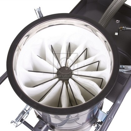 Пылесос промышленный BIEMMEDUE TCX-55 S 380V (Италия)