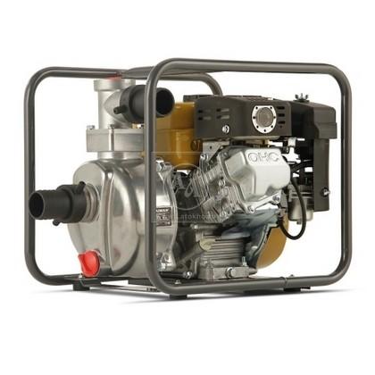 Бензиновая мотопомпа  CAIMAN CP-207C (Япония)