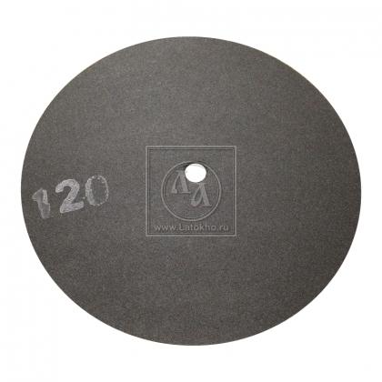 Диск шлифовальный Ø 406 мм, двусторонний JANSER Grinding disc P-120 (Германия)