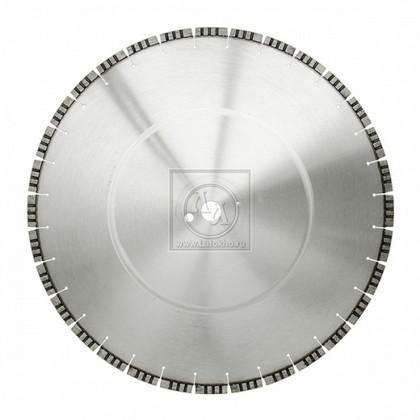 Алмазный диск по армированному бетону, клинкерному кирпичу диаметром 115 мм DR.SCHULZE Alligator S 115 (Германия)