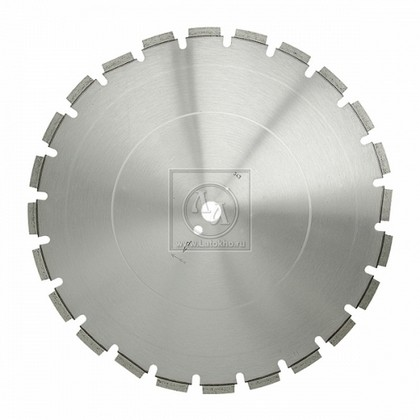 Алмазный диск по асфальту, абразивным материалам диаметром 450 мм DR.SCHULZE ALT-S 10 450 (Германия)