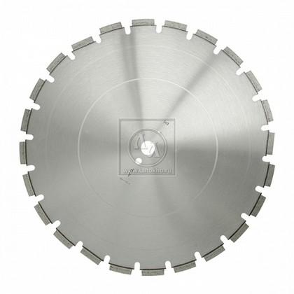 Алмазный диск по асфальту, абразивным материалам (сухая и мокрая резка) диаметром 600 мм DR.SCHULZE ALT-S 10 600 (Германия)
