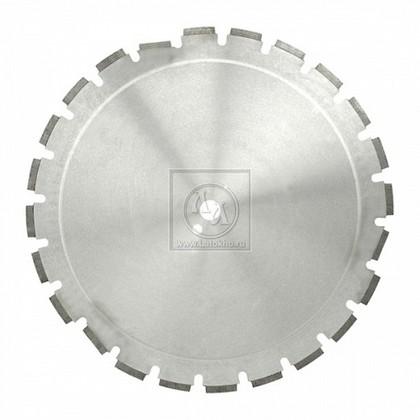 Алмазный диск по асфальту, абразивным материалам (швонарезчики мощностью 10-50 кВт) диаметром 1200 мм DR.SCHULZE ASP 4,4 1200 (Германия)
