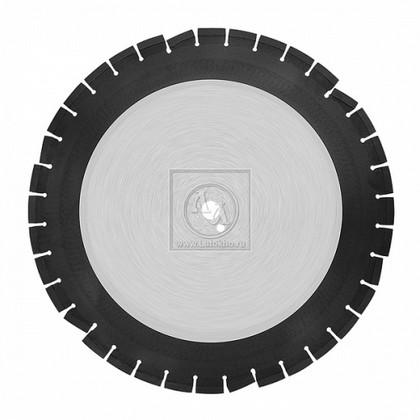 Алмазный диск по асфальту, абразивным материалам (швонарезчики мощностью 30-50 кВт) диаметром 600 мм DR.SCHULZE Asphalt Ultimate W 600 (Германия)