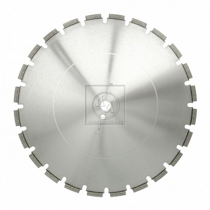Алмазный диск по бетону, армированному бетону диаметром 450 мм DR.SCHULZE BLP 450 (Германия)