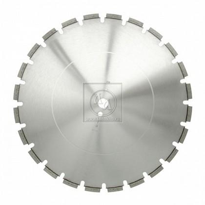 Алмазный диск по бетону, армированному бетону (сухая и мокрая резка) диаметром 600 мм DR.SCHULZE BLS-E 600 (Германия)