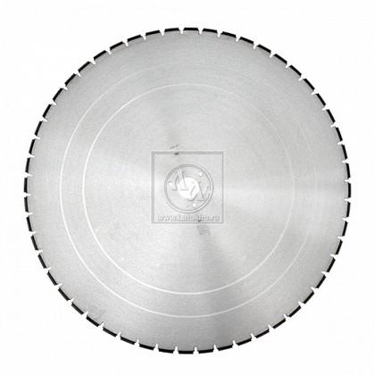Алмазный диск по поротону, силикатному кирпичу, пемзе, шамоту, мягкому клинкеру, песчанику диаметром 900 мм DR.SCHULZE BS-W 900 (Германия)