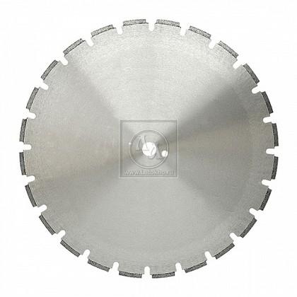 Алмазный диск по армированному старому бетону диаметром 1200 мм DR.SCHULZE BW-BFT 4,4 1200 (Германия)