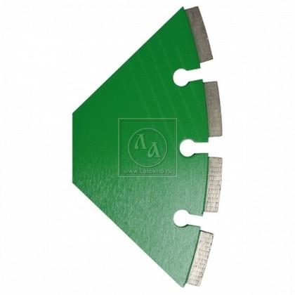 Алмазный диск для стенорезных устройств по армированному бетону (распред. алмазы) диаметром 650 мм DR.SCHULZE DRS-SetW20 4,7 650 (Германия)