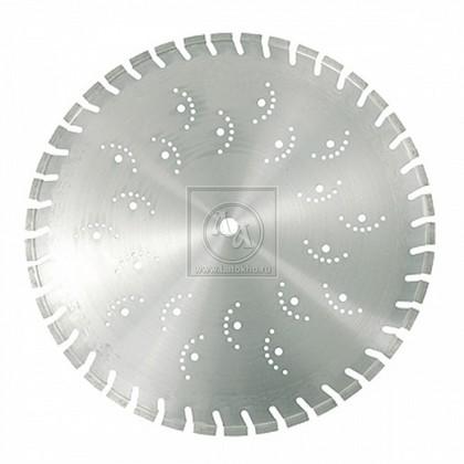 Алмазный диск по бетону, кирпичу (для мокрой резки) диаметром 350 мм DR.SCHULZE Eazy Cut P для Eazy Saw 350 (Германия)