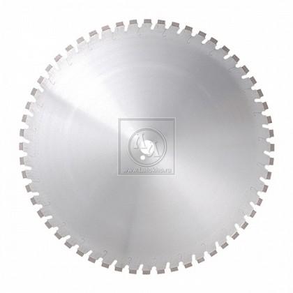 Алмазный диск для стенорезных устройств по армированному старому бетону, бетонным плитам диаметром 650 мм DR.SCHULZE EW-S 3,8 650 (Германия)