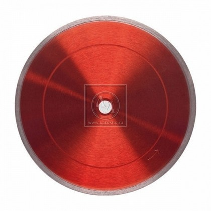 Алмазный диск универсальный для керамической плитки и керамогранита диаметром 115 мм DR.SCHULZE FL-E 115 (Германия)