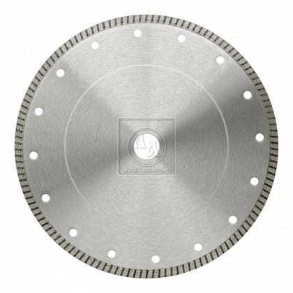 Алмазный диск по керамике, природному камню, твердой плитке диаметром 200 мм DR.SCHULZE FL-HC 200 (Германия)