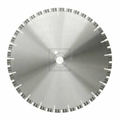 Алмазный диск по граниту, кварцу, твердому песчанику диаметром 400 мм DR.SCHULZE GRT H10 400 (Германия)