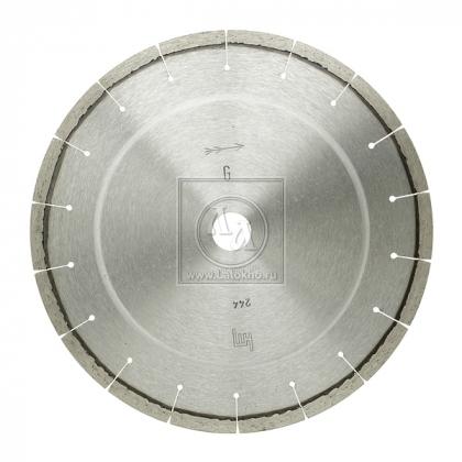 Алмазный диск по граниту, кварцу, твердому песчанику DR.SCHULZE L-Granit 7 400 (Германия)