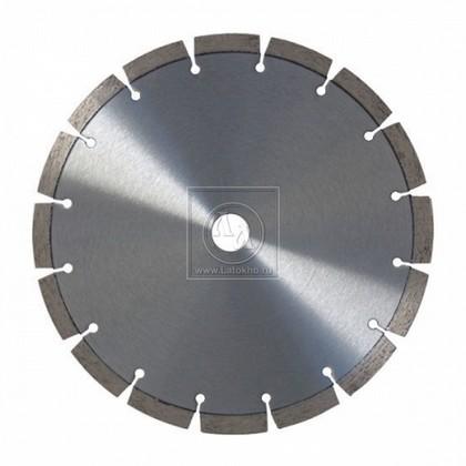 Алмазный диск по армированному бетону, строительным материалам диаметром 300 мм DR.SCHULZE Laser BTGP 300 (Германия)