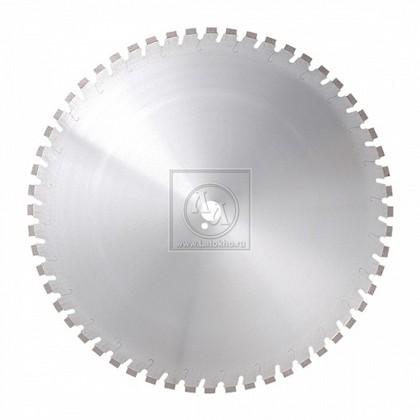 Алмазный диск для стенорезных устройств по армированному бетону, природному камню диаметром 650 мм DR.SCHULZE Titan S  5,0 650 (Германия)