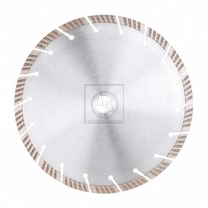 Алмазный диск универсальный  диаметром 230 мм DR.SCHULZE UNI-X10 230 (Германия)