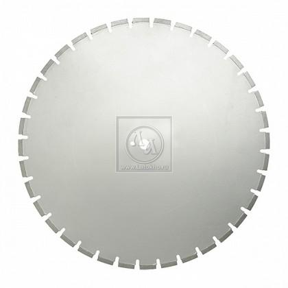 Алмазный диск для швонарезчиков по армированному старому бетону, бетонным плитам диаметром 700 мм DR.SCHULZE W24 Н10 3,8 700 (Германия)