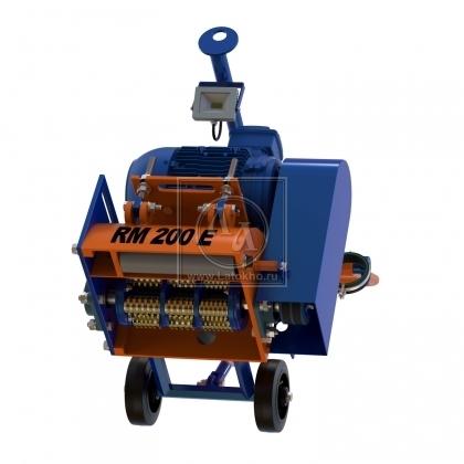 Фрезеровальная машина для обработки бетонных полов (с барабаном) LATOKHO RM 200 E (Россия)