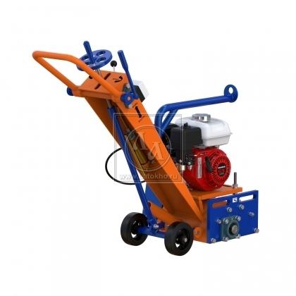 Фрезеровальная машина для обработки бетонных полов (с барабаном) LATOKHO RM 200 G (Россия)