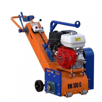 Фрезеровальная машина для обработки бетонных полов (с барабаном) LATOKHO RM 300 G (Россия)
