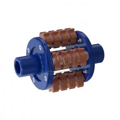 Фрезеровальный барабан (фреза) с карбидными ножами для демонтажа разметки шириной 100 мм LATOKHO DCCR 250/100 (Россия)
