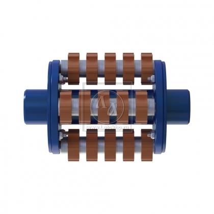 Фрезеровальный барабан (фреза) с карбидными ножами для демонтажа разметки шириной 150 мм LATOKHO DCCR 250/150 (Россия)