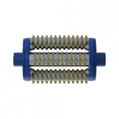 Фрезеровальный барабан (фреза) с ламелями для демонтажа разметки шириной 150 мм LATOKHO DSCR 200/150 (Россия)