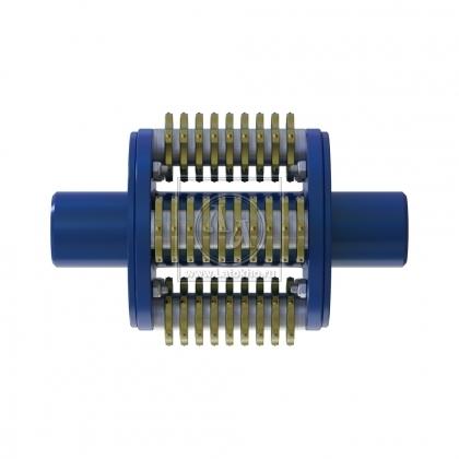 Фрезеровальный барабан (фреза) с шестигранными ножами для демонтажа разметки шириной 100 мм LATOKHO DSCR 250/100 (Россия)