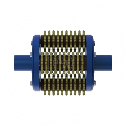 Фрезеровальный барабан (фреза) с восьмигранными ножами для демонтажа разметки шириной 150 мм LATOKHO DSCR 300/150 (Россия)